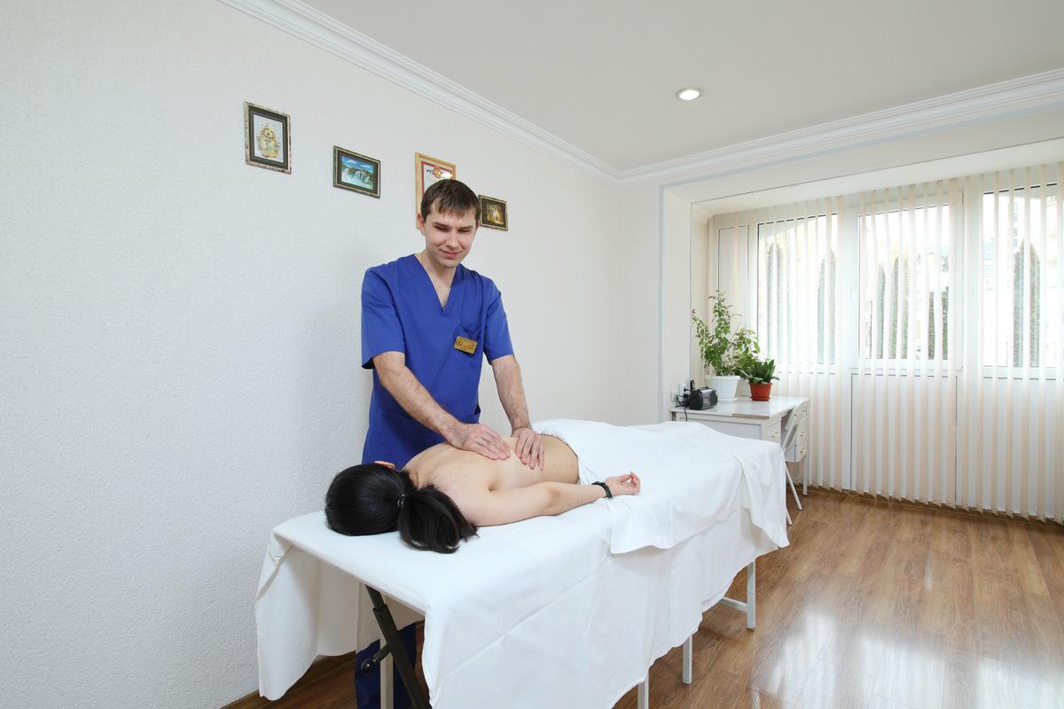 Лечение спины и суставов