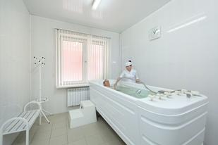 Лечение межпозвоночной грыжи - гидромассаж