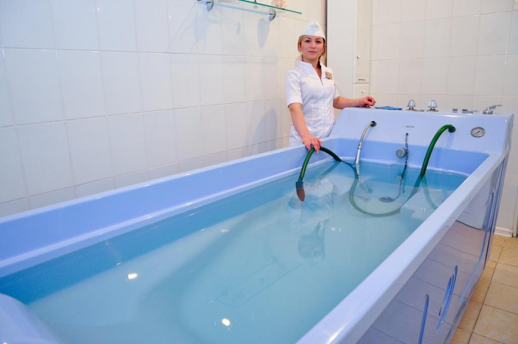 Хвойно салициловая ванна для мышц и суставов